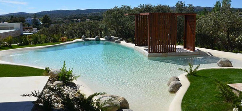piscinas de areia